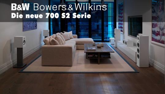 Die neue B&W 700 S2 ist da!