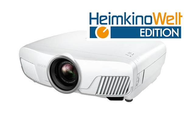 EPSON EH-TW7400 3D-Projektor mit 4K-E-Shift Technik