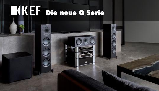 Die neue KEF Q-Serie ist da!