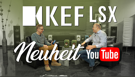 KEF LSX Video auf Youtube Online