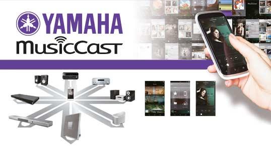 Yamaha MusicCast - das drahtlose Musik System!