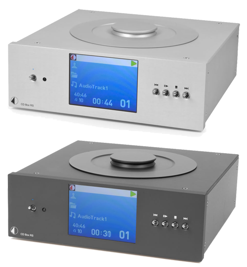 Pro-Ject CD-Box RS - CD-Player