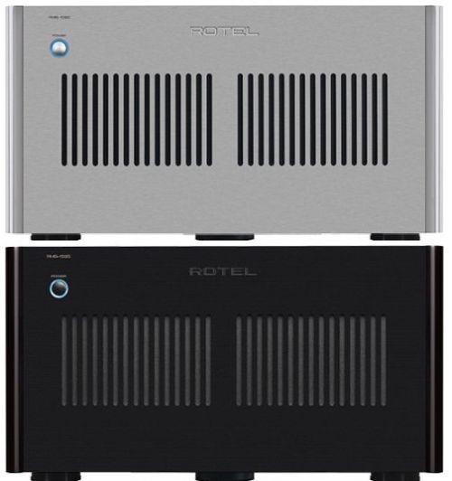 rotel rmb 1585 5 kanal endstufe 5 x 200 watt an 8 ohm. Black Bedroom Furniture Sets. Home Design Ideas