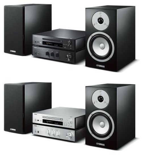 yamaha mcr n670d dab micro component system mit musiccast. Black Bedroom Furniture Sets. Home Design Ideas
