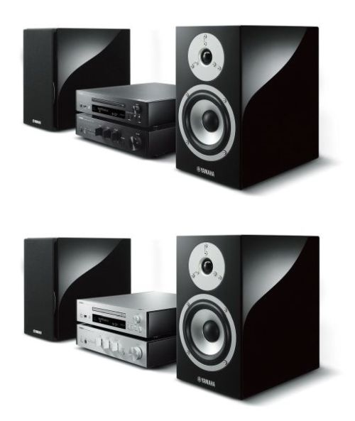 yamaha mcr n870d dab micro component system mit musiccast. Black Bedroom Furniture Sets. Home Design Ideas