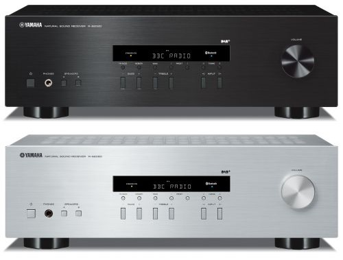 yamaha r s202d stereo receiver mit dab dab tuner. Black Bedroom Furniture Sets. Home Design Ideas