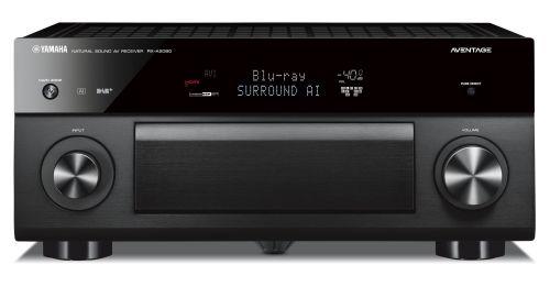 Yamaha RX-A2080 Aventage 9.2 Receiver mit MusicCast (Schwarz)