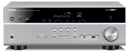 yamaha rx d485 5 1 av receiver mit dab dab tuner und. Black Bedroom Furniture Sets. Home Design Ideas